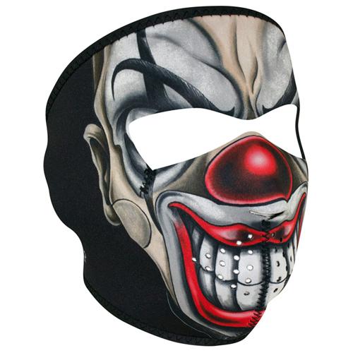 Creepy Clown Full Face Mask