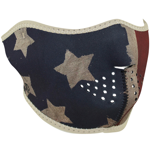 True Patriot Half Face Mask