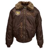 Alpha 55th Anniversary B15 Flight Jacket