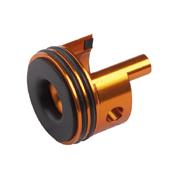 ASG Ultimate Upgrade CNC AUG Type Aluminum Cylinder Head - Orange