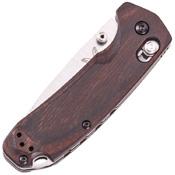 Hunt North Fork 15031 Drop-Point Blade Folding Knife
