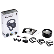 BONX Grip Bluetooth Group-Talk Earpiece - Black
