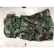 Camouflage Waterproof Pants and Jacket