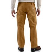 Carhartt Weathered Duck Double-Front Dungaree
