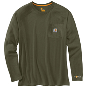 Force Cotton Delmont Long-Sleeve T-Shirt
