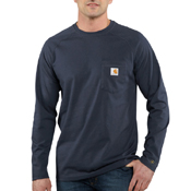 Force Cotton Delmont Long-Sleeve T-Shirt