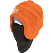 High-Visibility Color Enhanced Fleece 2-in-1 Hat