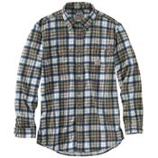 Carhartt Flame-Resistant Classic Plaid Shirt