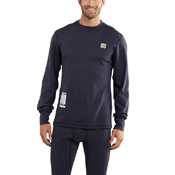 Carhartt Flame-Resistant Base Force Cold Weather Crewneck