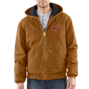 Carhartt Virginia Tech Sandstone Active Jacket