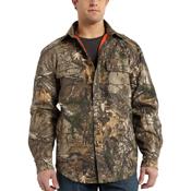 Carhartt Wexford Camo Shirt Jacket