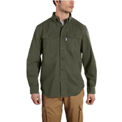 Carhartt Foreman Solid Long-Sleeve Work Shirt