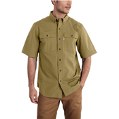 Carhartt Foreman Solid Short-Sleeve Work Shirt