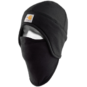 Flame-Resistant Fleece 2-in-1 Knit Hat