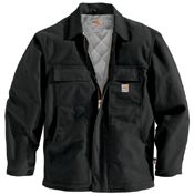 Carhartt Flame-Resistant Duck Traditional Quilt-Lined Coat