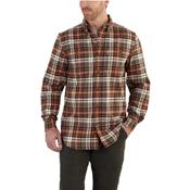 Carhartt Trumbull Plaid Long-Sleeve Shirt