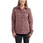 Carhartt Womens Hamilton Flannel Shirt