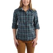 Carhartt Womens Dodson Plaid Shirt