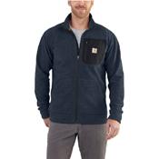 Carhartt Stretchable Walden Full-Zip Fleece Sweater