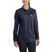 Carhartt Womens FR Womens Force Cotton Hybrid Shirt