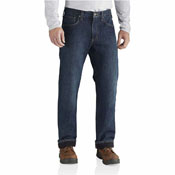 Carhartt Relaxed Fit Holter Fleece Lined Jeans