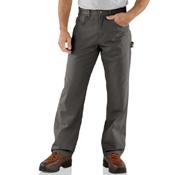 Loose Original Fit Canvas Carpenter Jeans