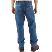 Relaxed-Fit Tapered-Leg Jeans