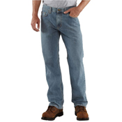 Loose/Original Fit Straight Leg Jeans