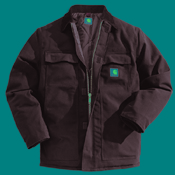 Duck Traditional-Arctic Quilt Lined Coat