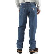 Carhartt Flame-Resistant Relaxed-Fit Utility Jeans