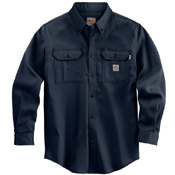 Flame-Resistant Lightweight Twill Shirt