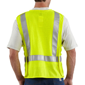 Carhartt Flame-Resistant High Visibility 5 Point Breakaway Vest
