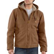 Sandstone Sierra Sherpa-Lined Jacket