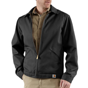 Twill Work Midweight Quilt Lined Jacket