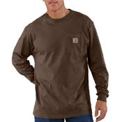 Long Sleeve Workwear Pocket T-Shirt