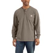 Henley Workwear Long Sleeve T-Shirt