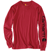 Long-Sleeve Graphic Logo T-Shirt