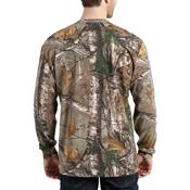 Carhartt Camo Long-Sleeve T-Shirt