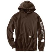Carhartt Midweight Hooded Logo Sweatshirt