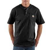 Henley Workwear Short Sleeve T-Shirt