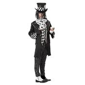 California Man Dark Mad Hatter Costumes