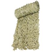 Pro Series Crazy Camo Desert 7 ft 10 inch x 9 ft 10 inch Netting