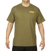 5.11 Tactical Red Scope T-Shirt