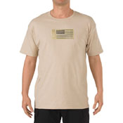 5.11 Tactical Embroidered Flag T-Shirt
