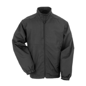 Packable Lined Wind-Resistant Jacket