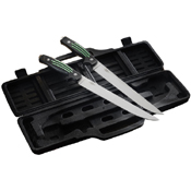 Timberline Montauk Point Fish Fillet And Steaking Fixed Blade Knife Set
