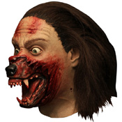 Werewolf Transformation Mask
