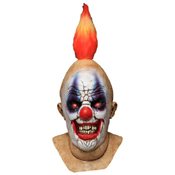 Squancho the Clown Costume Mask