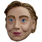 Hillary Costume Mask