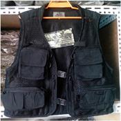 Fishing 4 Pockets Vest